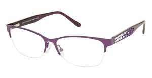 Jimmy Crystal New York Nugal Eyeglasses