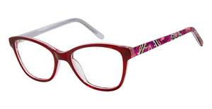 Betsey Johnson Kween Eyeglasses