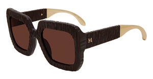 CH Carolina Herrera SHN600 Brown 5GDM