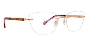 Totally Rimless TR 304 Cameo Eyeglasses