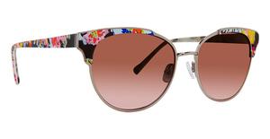 Vera Bradley Darla J. Sunglasses