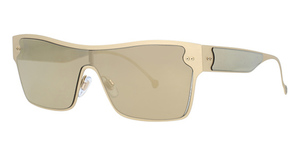 Giorgio Armani AR6088 BRUSHED PALE GOLD
