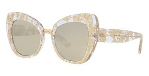 Dolce & Gabbana DG4319F GOLD LACE