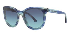 Emporio Armani EA4125 BLUE WATERCOLOR