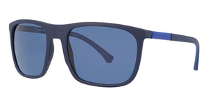 Emporio Armani EA4133 Blue Rubber