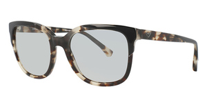 Emporio Armani EA4119 TOP BLACK ON GREY HAVANA