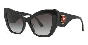 Dolce & Gabbana DG4349F Black