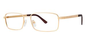 Modern Metals Writer Eyeglasses