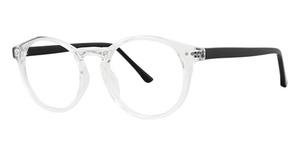 Modern Plastics I Lunar Eyeglasses