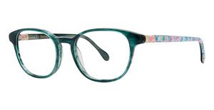 Lilly Pulitzer Perri Eyeglasses