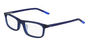 Nike NIKE 5540 (410) MATTE DEEP ROYAL BLUE/BLUE