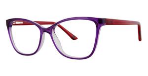 Modern Plastics II Effort Eyeglasses
