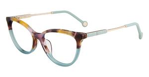 CH Carolina Herrera VHE817 Eyeglasses