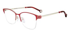 CH Carolina Herrera VHE137 Eyeglasses