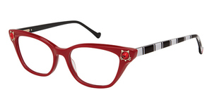 Betsey Johnson Cleopatra Red