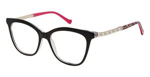 Betsey Johnson Bonjour Eyeglasses