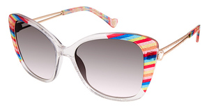 Betsey Johnson Imo Clear