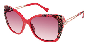 Betsey Johnson Imo Coral