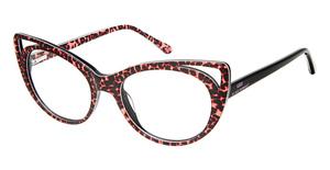 Lulu by Lulu Guinness LK025 Eyeglasses