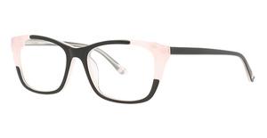 Aspex TK1122 Black & Light Pink