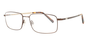 Aspex CT265 Matt Dark Brown/Dark Brown & Steel