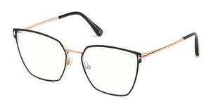 Tom Ford FT5574-B Eyeglasses