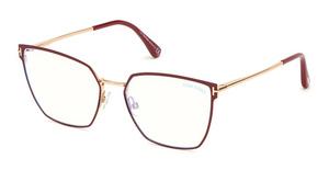 Tom Ford FT5574-B Eyeglasses