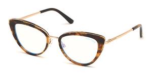 Tom Ford FT5580-B Eyeglasses