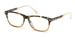 Tom Ford FT5589-B Eyeglasses