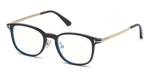 Tom Ford FT5594-D-B Eyeglasses