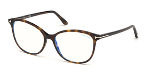 Tom Ford FT5576-F-B Eyeglasses