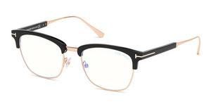 Tom Ford FT5590-F-B Eyeglasses