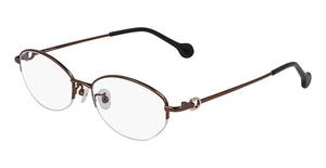 Salvatore Ferragamo SF2537A Eyeglasses