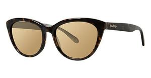 Lilly Pulitzer Havana Sunglasses