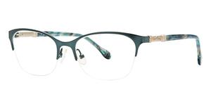 Lilly Pulitzer Carney Eyeglasses