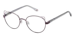 Lulu by Lulu Guinness LK026 Eyeglasses