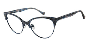 Betsey Johnson FLARE Eyeglasses