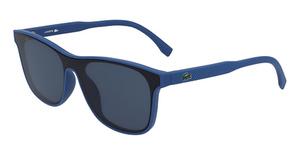 Lacoste L3634S (424) Matte Blue
