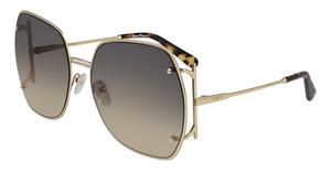 Salvatore Ferragamo SF202S Sunglasses