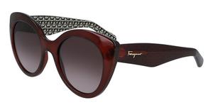 Salvatore Ferragamo SF964S Sunglasses