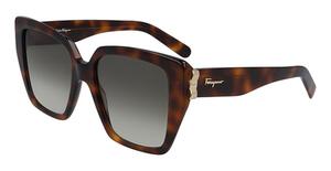 Salvatore Ferragamo SF968S Sunglasses