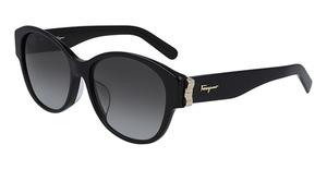 Salvatore Ferragamo SF974SA Sunglasses