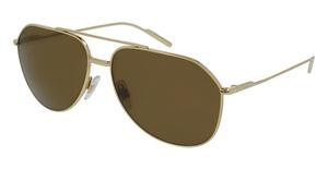 Dolce & Gabbana DG2166 Gold