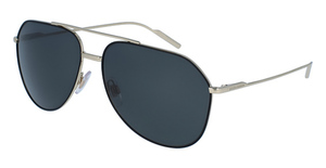 Dolce & Gabbana DG2166 Black/Pale Gold