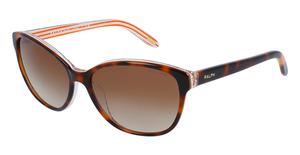 Ralph RA5128 Amber/Orange Stripes