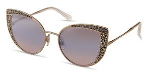 Swarovski SK0282 Sunglasses