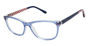 Lulu by Lulu Guinness LK028 Eyeglasses
