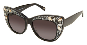 Jimmy Crystal New York JCS545 Sunglasses
