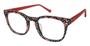 Betsey Johnson Fierce Eyeglasses