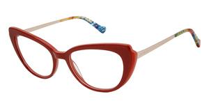 Betsey Johnson VIBES Eyeglasses